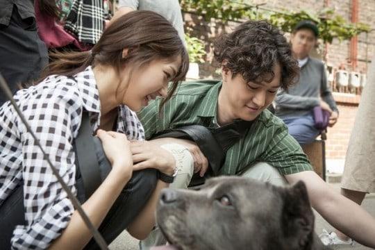 Chae Soo Bin y Go Kyung Pyo contestan de forma ingeniosa a las preguntas sobre un posible romance