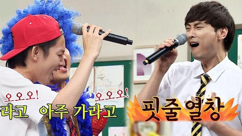 Min Kyung Hoon comparte cómo es que realmente se siente respecto a que Kim Heechul lo imite