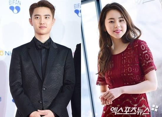 D.O. de EXO y Ahn So Hee son los primeros ganadores de los 13° JIMFF Awards