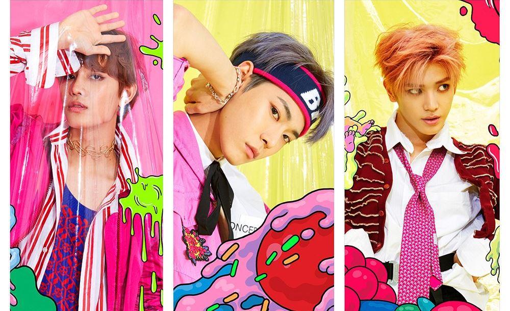 """Taeil, Doyoung y Taeyong de NCT comparten un vistazo de su próximo OST para """"School 2017"""""""