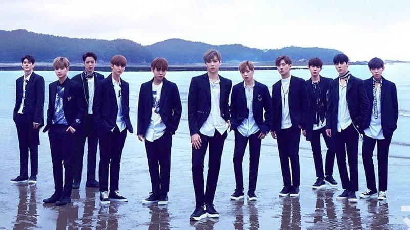 Wanna One arrasa en las listas de música online inmediatamente después del lanzamiento de su álbum de debut