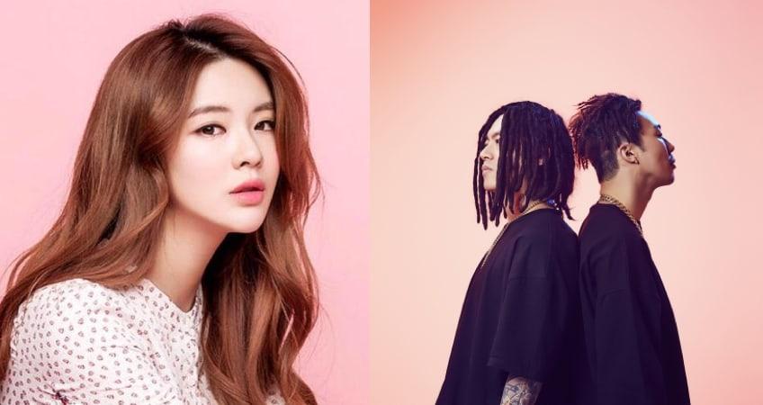 La actriz Lee Sun Bin participará en el próximo sencillo digital de Skull y HaHa