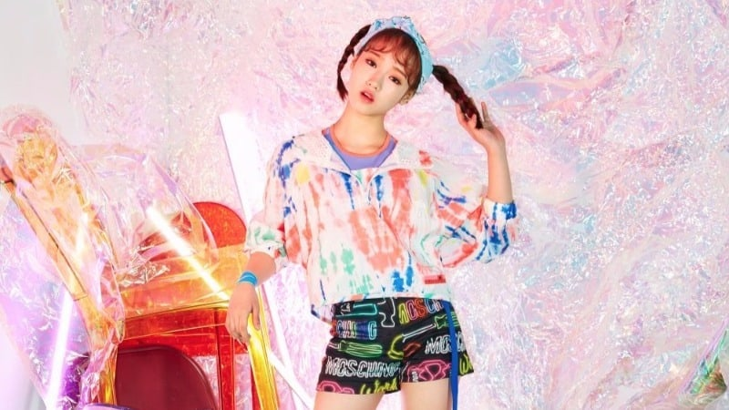 Choi Yoojung de Weki Meki habla sobre qué hay de diferente en su segundo debut