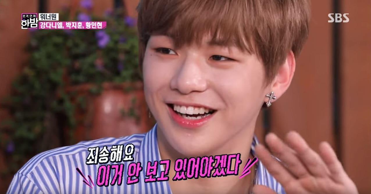 """Kang Daniel de Wanna One comparte que nunca pensó en obtener el primer lugar en """"Produce 101 Season 2"""""""