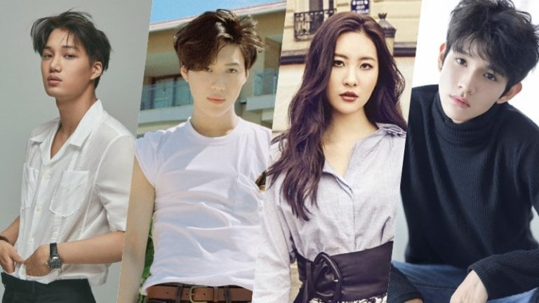 """Kai de EXO, Taemin de SHINee, Sunmi, Samuel Kim y más aparecerán en el especial """"Happy Together 3"""""""