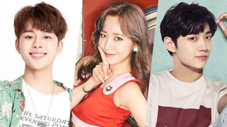 Yoo Seon Ho, Namjoo de Apink y Ahn Hyung Seob hablan de sus primeras impresiones