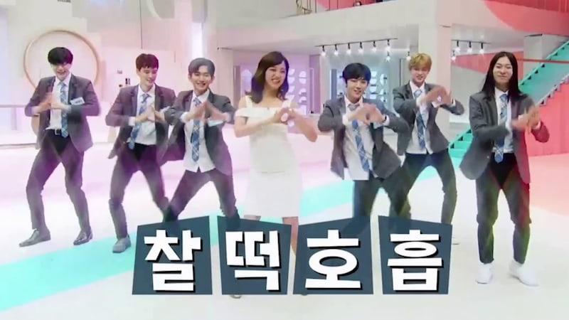 "Kim Sejeong interpreta ""Pick Me"" con concursantes de ""Produce 101 Season 2"""