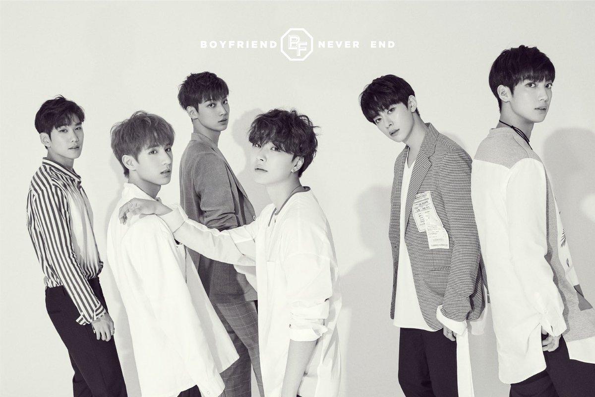 Boyfriend comparte lo mucho que su reciente comeback significa para ellos