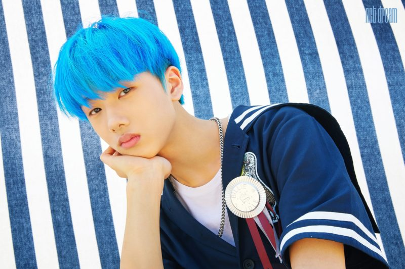"NCT Dream comparte teasers de Jisung para ""We Young"""