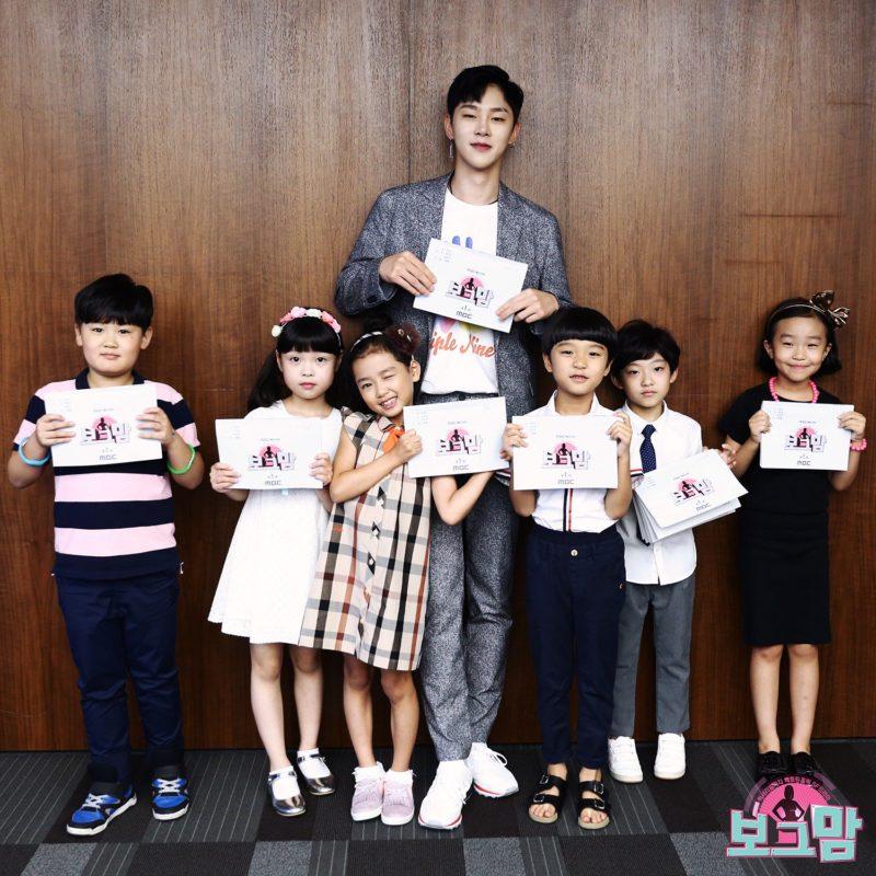 """Kwon Hyun Bin de """"Produce 101 Season 2"""" asiste a lectura de guión de próximo drama"""