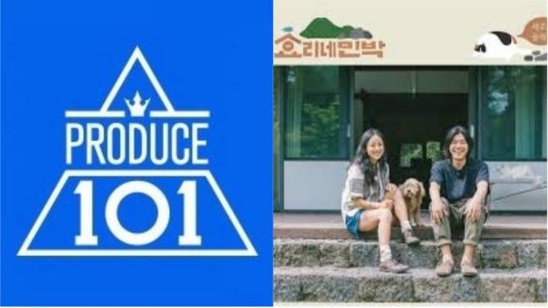 """""""Produce 101 Season 2"""", """"Hyori's Homestay"""", y más elegidos como los programas de variedades del año"""
