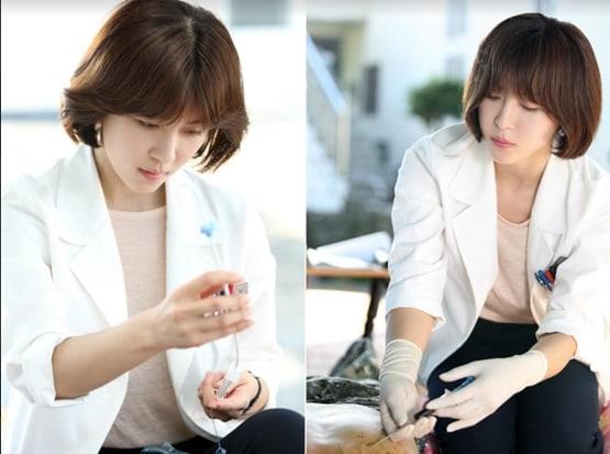 """Ha Ji Won y el reparto de """"Hospital Ship"""" están listos para tomar cualquier reto médico"""