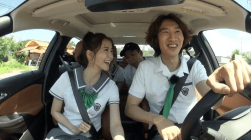 """Lee Kwang Soo revela lo que haría por YoonA de Girls' Generation en """"Running Man"""""""