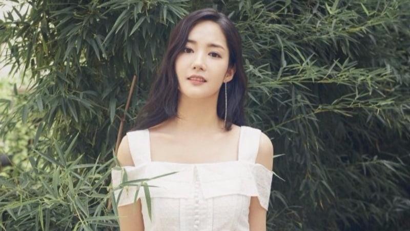 """Park Min Young revela que aún mantiene contacto con su pareja de """"My Ear's Candy"""" Lee Joon Gi"""