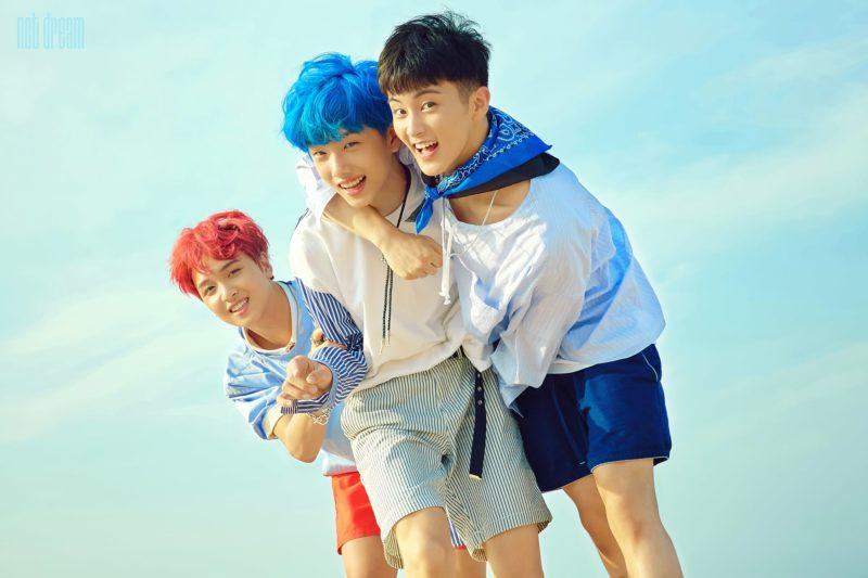 """NCT Dream comparte divertidas fotos de grupo para su mini-álbum """"We Young"""""""