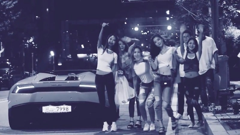 "[Actualizado] BP Rania comparte teaser del video musical ""Beep Beep Beep"""