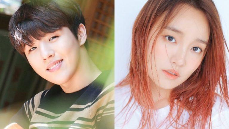 Yoo Seung Woo y Younha publicarán un dueto este mes