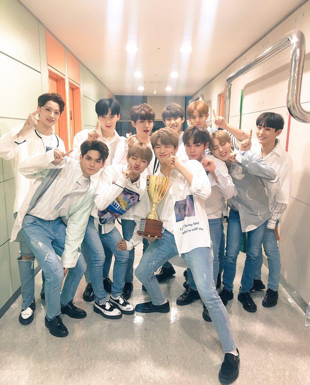 """Wanna One obtiene su primera victoria con """"Energetic"""" en """"Show Champion"""" – Presentaciones de JJ Project, GFRIEND y más"""
