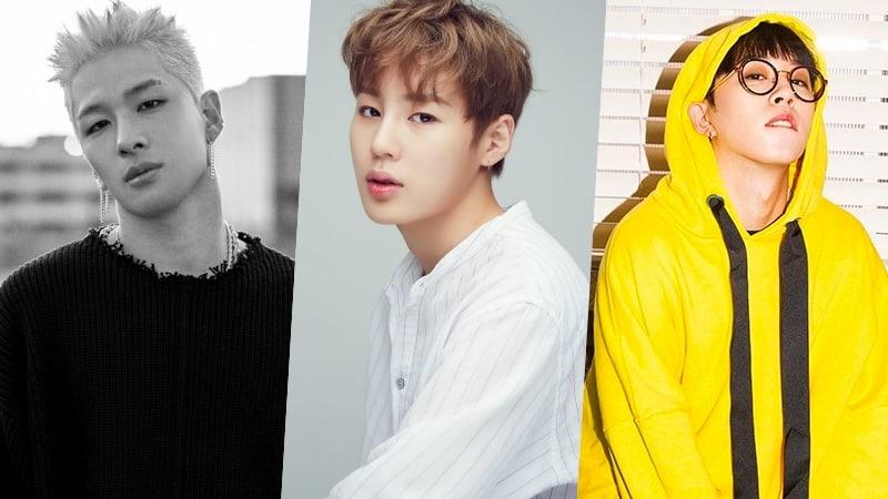 """Taeyang, Ha Sung Woon, Taeil y otros más aparecerán en """"Short Party"""" de """"Infinite Challenge"""""""