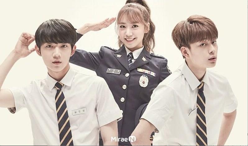 Namjoo de Apink, Ahn Hyeong Seob y Yoo Seon Ho son un travieso trío en imágenes para nuevo drama web