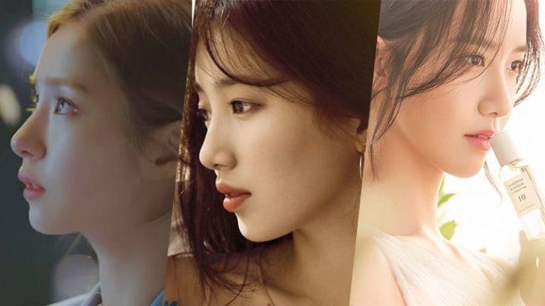 11 celebridades femeninas que tienen un bello perfil