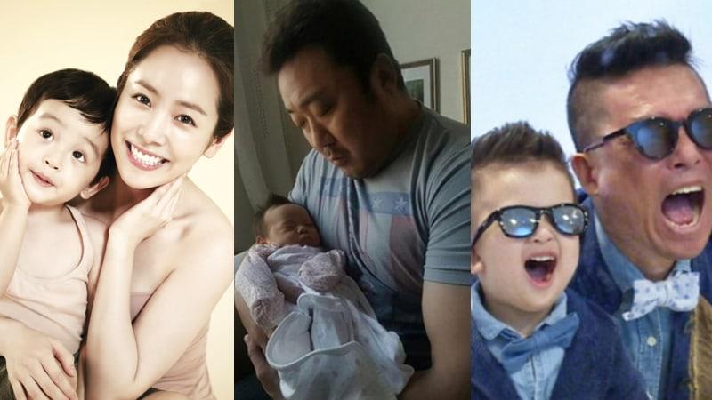 6 celebridades que están obsesionadas con sus sobrinos y sobrinas