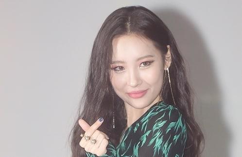 Sunmi se posiciona en las listas musicales + Agradece a los fans por su respuesta positiva