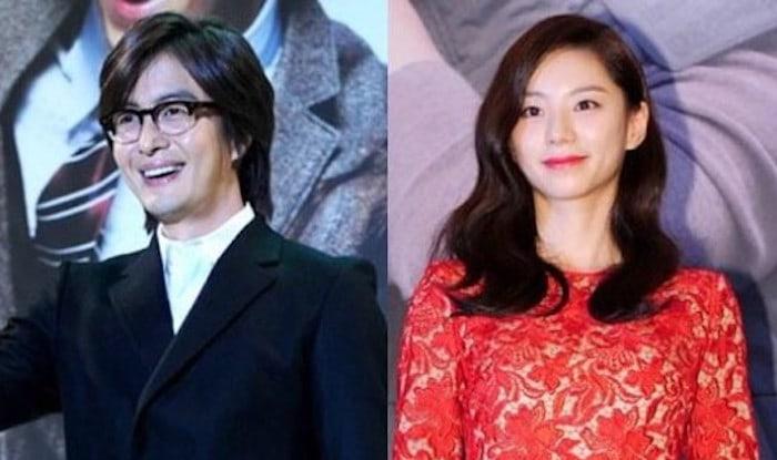 Bae Yong Joon y Park Soo Jin están esperando a su segundo hijo