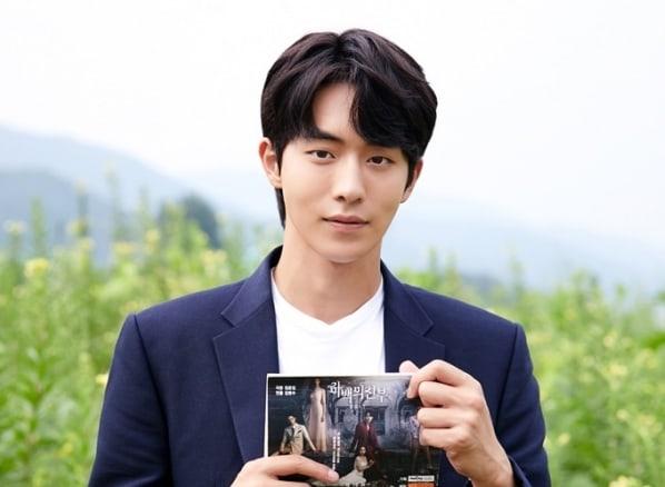 """Nam Joo Hyuk describe a """"Bride Of The Water God"""" como un momento decisivo personal"""