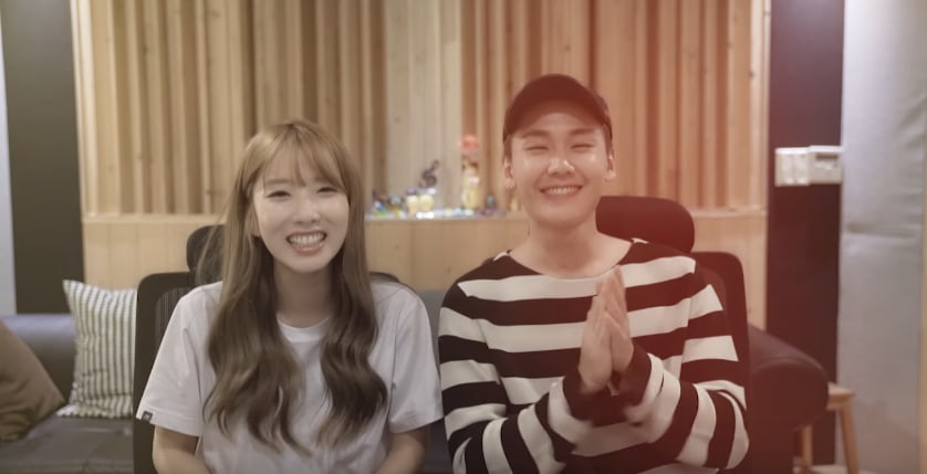 """Ilhoon de BTOB y Jisook revelan dulce video musical de """"Baesisi"""""""