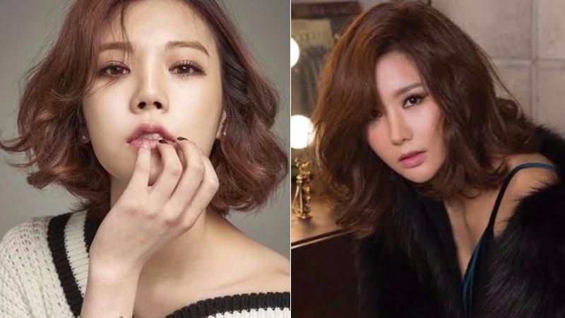 Lizzy de After School felicita a Jung Ah por su matrimonio