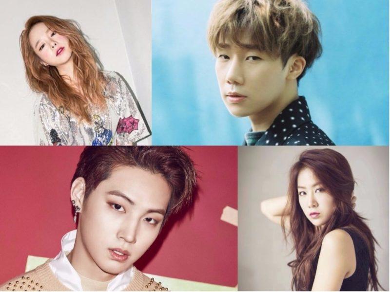 El nuevo álbum de Primary contará con la participación de ídolos como JB de GOT7, Solji de EXID, Sunggyu de INFINITE, entre otros