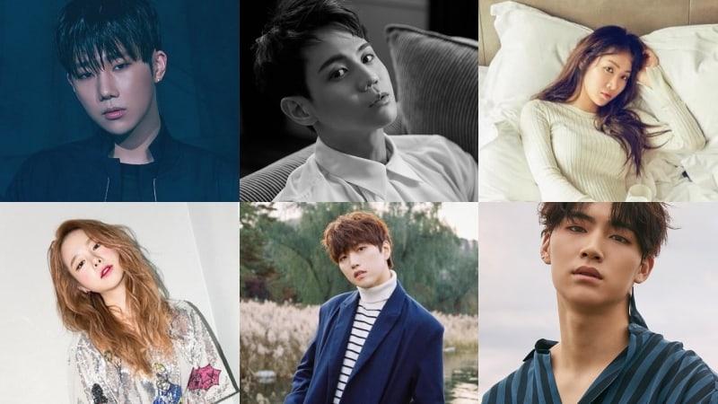 [Actualizado] Primary revela los temas de su álbum que presenta a Soyou, Yoseob, Sunggyu y otros más