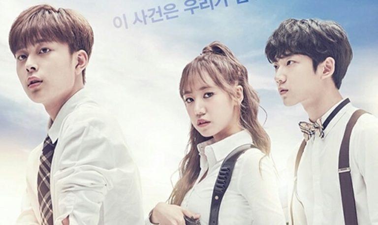 Namjoo de Apink, Yoo Seon Ho y Ahn Hyung Seob listos para un caso en los pósters para nuevo web drama
