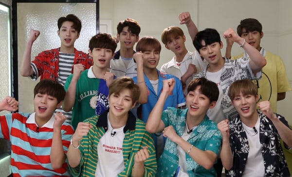 "Wanna One ahuyenta el calor del verano con ""Summer Story"" de DJ DOC en ""Immortal Songs"""