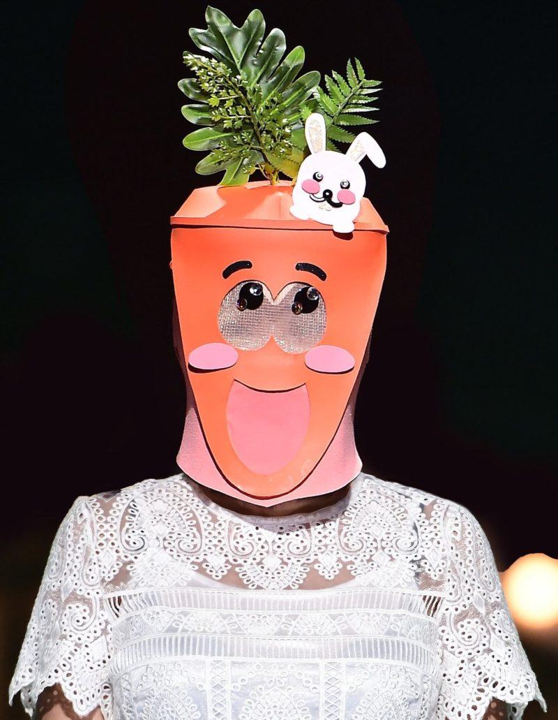 """Integrante casada de un grupo femenino impresiona con su presentación en """"King of Masked Singer"""""""