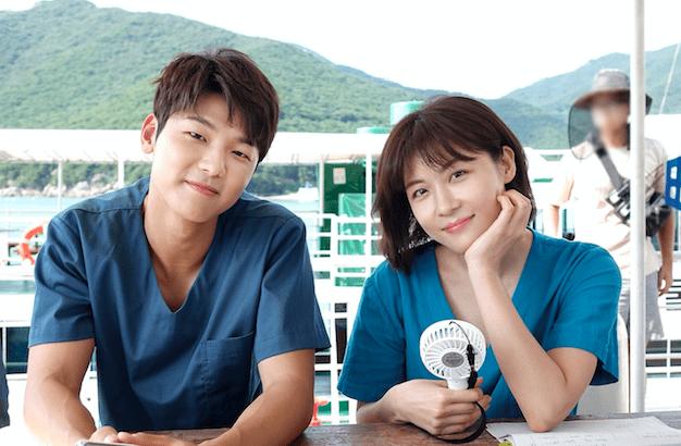 """El elenco del drama """"Hospital Ship"""" comparte sus pensamientos sobre vivir juntos en una isla"""