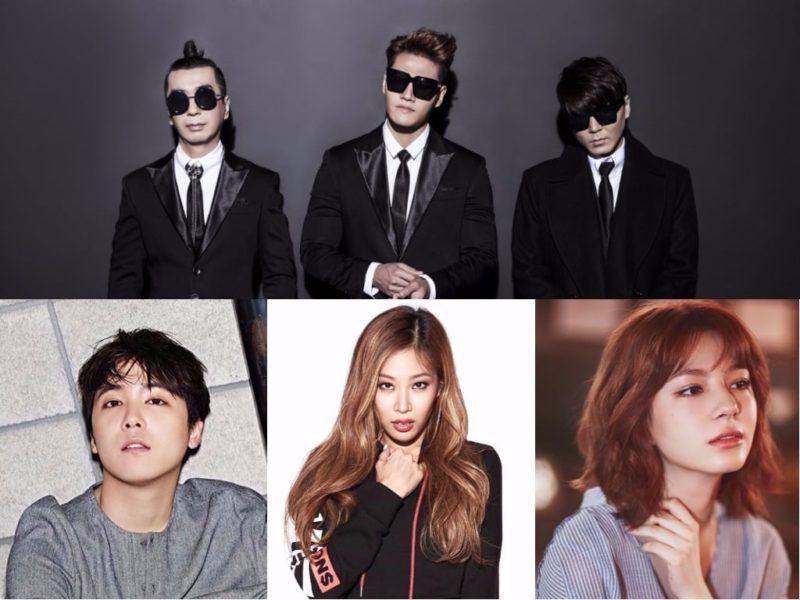 "Lee Hong Ki de FTISLAND, Jessi, Shannon, entre otros se enfrentan para convertirse en la pareja de Turbo en ""Fantastic Duo"""