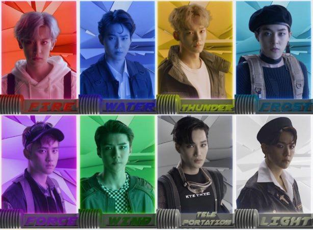 """EXO anuncia fecha de lanzamiento, detalles y un nuevo teaser para """"THE WAR: The Power Of Music"""""""