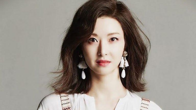 La actriz Song Sun Mi reflexiona sobre el fallecimiento de su marido