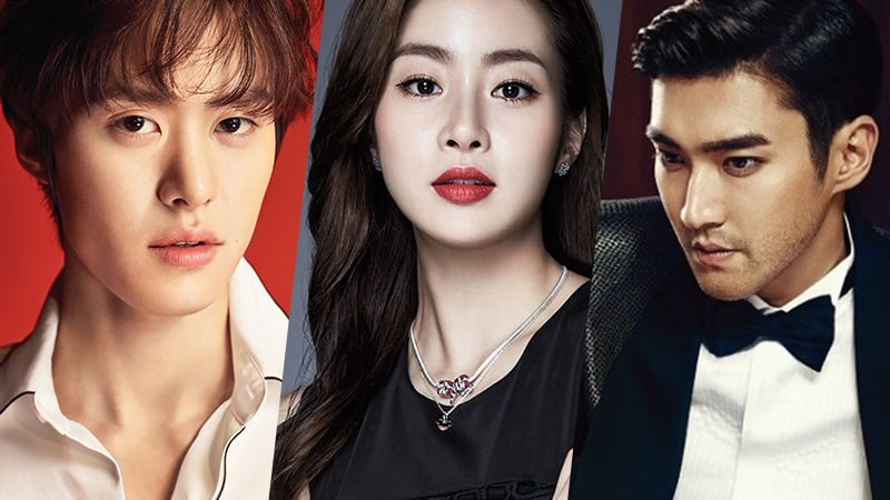 Gong Myung se unirá a Choi Siwon de Super Junior y Kang Sora en nuevo drama