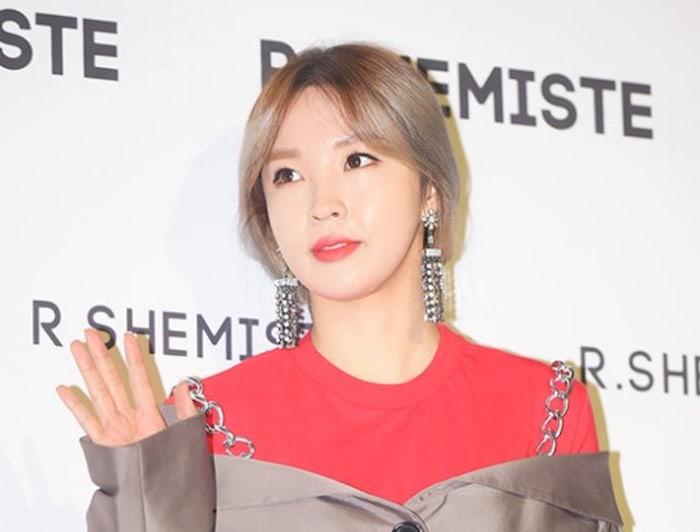 Jeon Jiyoon (Jenyer) realizará su regreso en septiembre y octubre