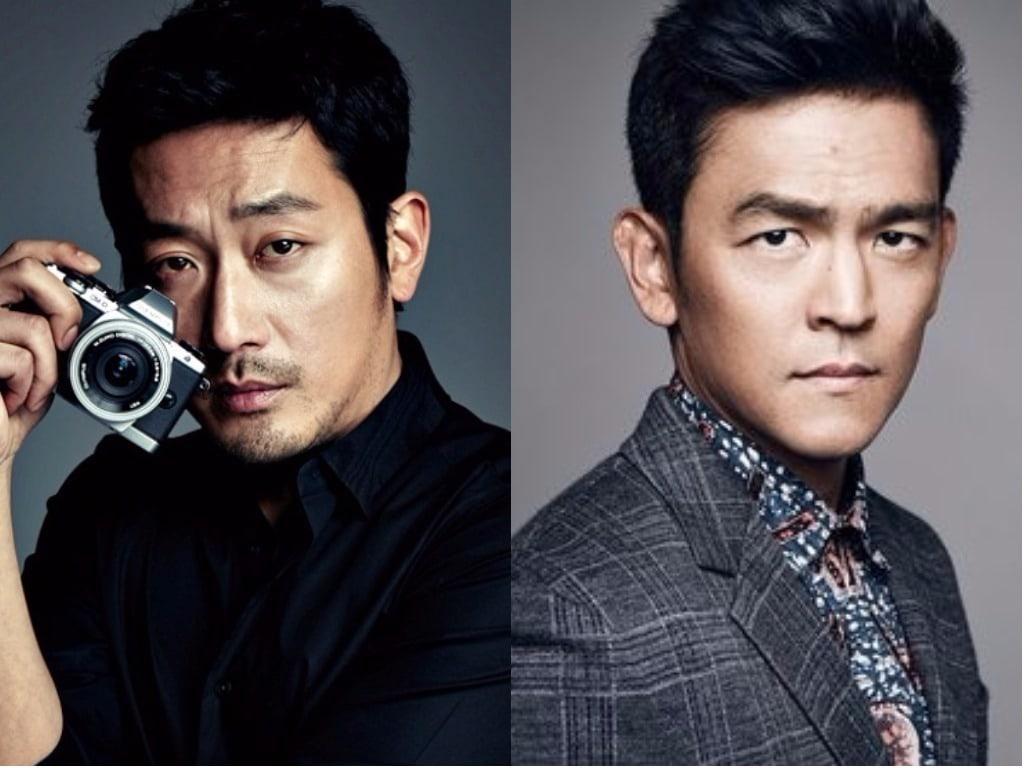 Nueva película anuncia conversaciones con Ha Jung Woo + Posibilidad de que aparezca John Cho