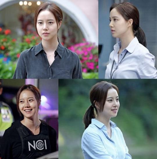 """Moon Chae Won muestra su impresionante habilidad de entrar y salir de su personaje de """"Criminal Minds"""" en un instante"""