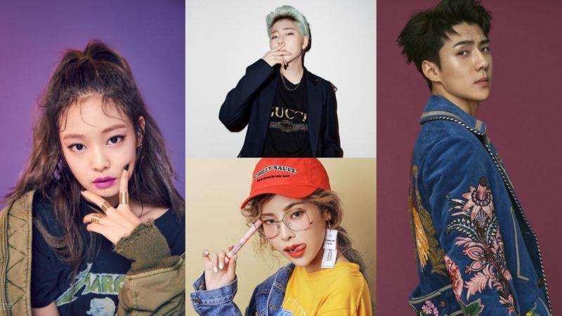 Del escenario a la vida diaria: Tendencias de moda inspiradas por estrellas K-Pop