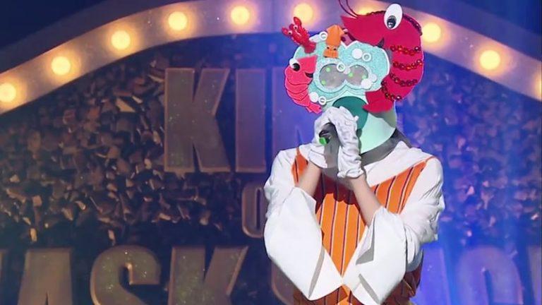 "Integrante de grupo femenina convertida en solista maravilla en ""King Of Masked Singer"""
