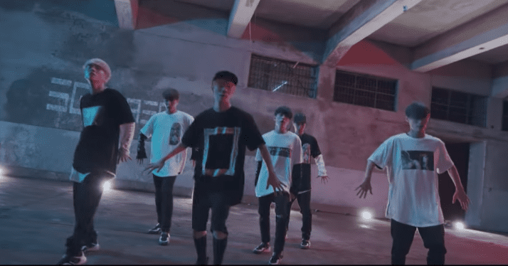 "El grupo rookie BLACK6IX regresa con el MV de ""Like A Flower"""