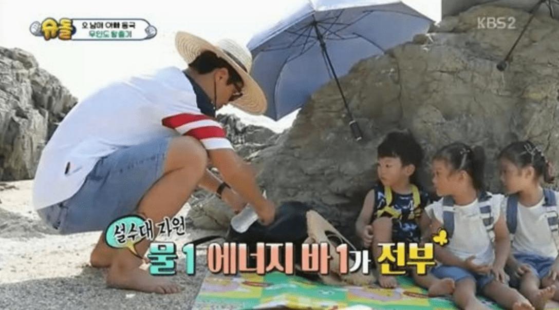 Seol Ah, Soo Ah y Si An ponen a prueba sus habilidades de supervivencia al intentar escapar de una isla desierta