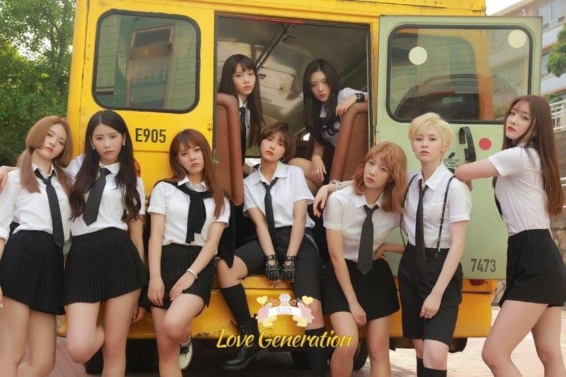 """La agencia de DIA publica una declaración sobre las actividades del grupo luego de las noticias de la unión de Yebin y Somyi a """"The Unit"""""""