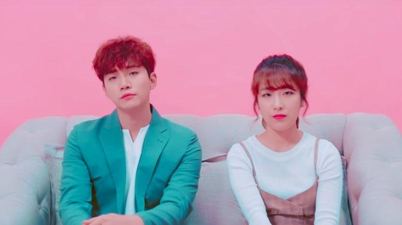 Junho de 2PM revela un vídeo especial de pre-lanzamiento junto a Cheeze